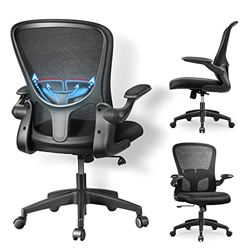 Home Office Chair, mfavour Ergonomic Office Chair with...