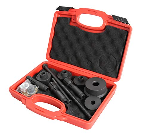 MOSTPLUS Wheel Bearing Removal and Installation Tool Compatible with VT102 Harley Davidson   Pullers and Installers with 3/4 inch I.D. 1 inch I.D. and 25mm 94134-09