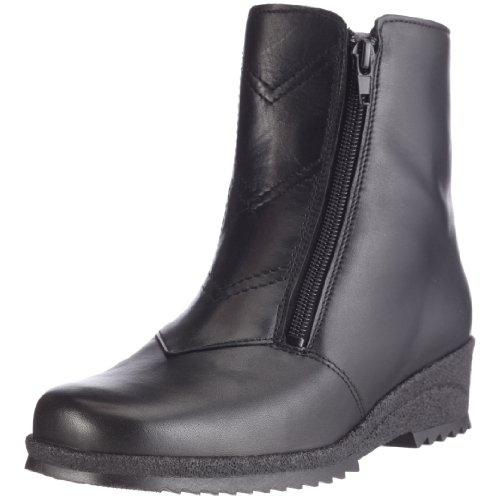 ara Zermatt-Stiefel 48151-01 Damen Stiefel, EU 40, (UK6,5), schwarz (schwarz)