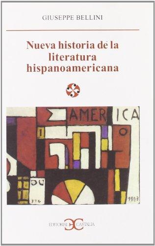 Nueva historia de la literatura hispanoamericana . (LITERATURA Y SOCIEDAD. L/S.)