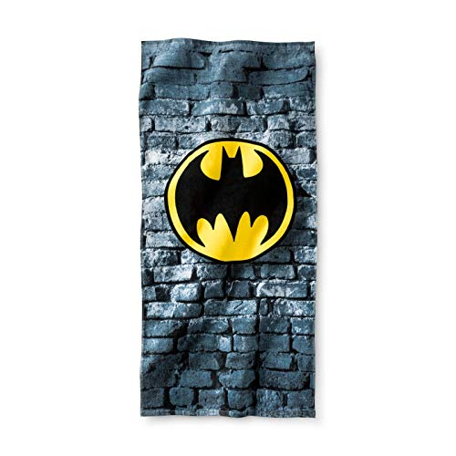 DC Comics Batman Logo Beach Towel