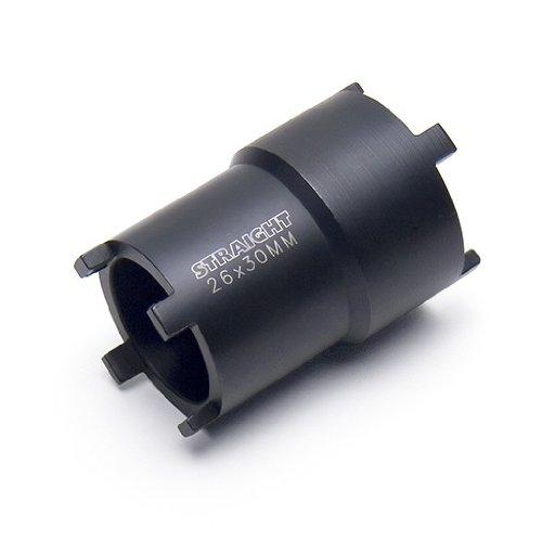 (STRAIGHT/ストレート) ロックナットレンチ 26×30(mm) 19-533