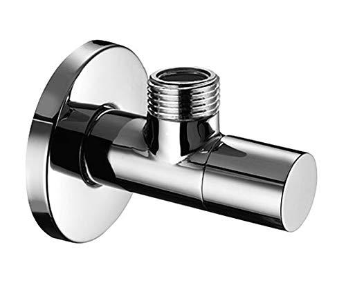 Diseño ovalado–Válvula con cartucho de cerámica, 1/2'x1/2'