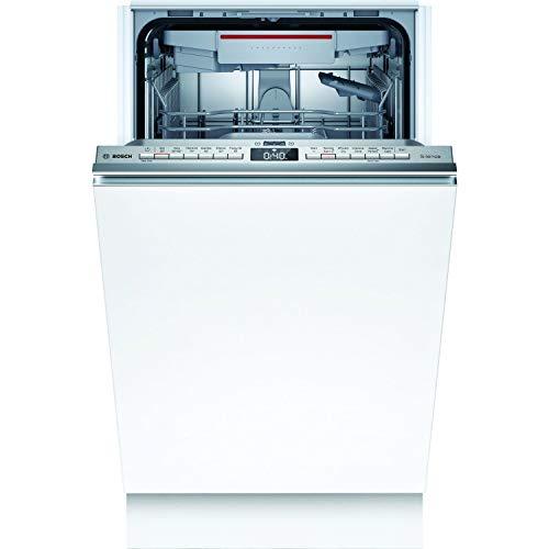 Bosch SPV4EMX21G Serie 4 Slimline 10 Place Fully Integrated Dishwasher