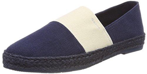 GANT Footwear Damen Krista Espadrilles, Blau (Marine), 36 EU