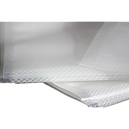 Sacs sous vide gaufrés 250x300mm (25x30 cm.) 100 unités, à usage alimentaire pour tout type d'appareil de mise sous vide