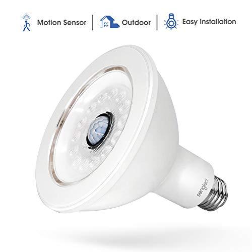 Sengled LED Bulb with Motion Sensor, PAR38 Smart Security Floodlight Bulb 3000, 1050 Lumens, Waterproof for Outdoor Use, 1 Pack
