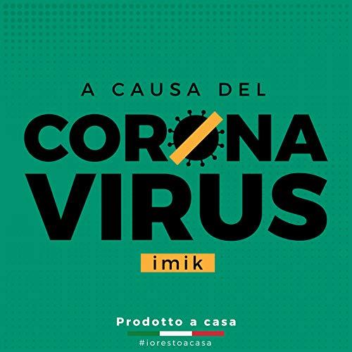 A causa del Coronavirus