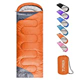 tuphen- Sleeping Bags for Adults Kids Boys Girls Backpacking Hiking Camping Cotton Liner, Cold Warm...