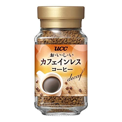 UCC おいしいカフェインレスコーヒー 45g