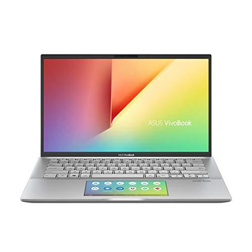 Asus Vivobook S S432FAEB044T 14' FHD Notebook PC (Intel Core i58265U, 8GB RAM, 512GB SSD, Windows 10) Teclado AZERTY Francés
