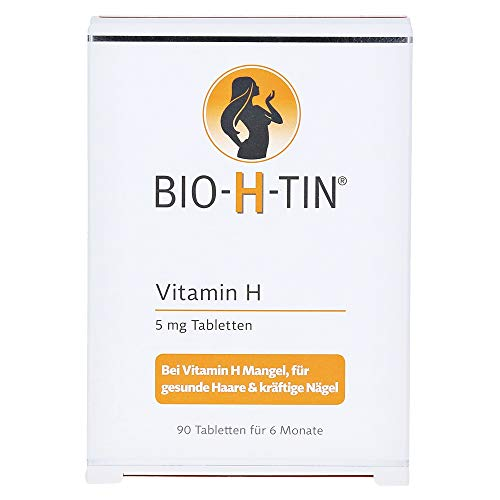 BIO-H-TIN Vitamin H 5 mg für 6 Monate, 90 St. Tabletten