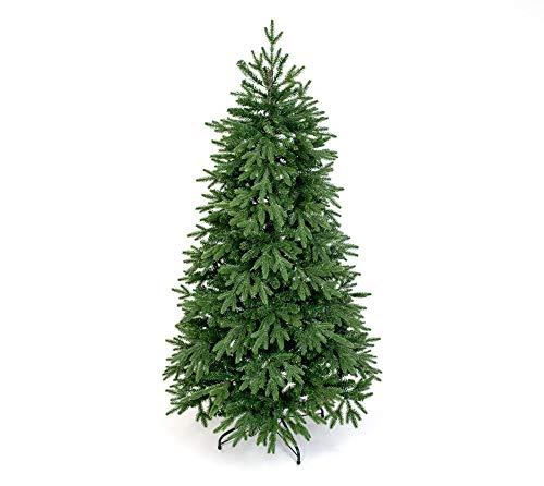 Evergreen Weihnachtsbaum Sherwood Fichte 180 cm künstlicher Tannenbaum Christbaum Weihnachtsbaumschmuck