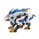 ZOIDS Hasbro Giga Battlers Liger - Lion-Type Buildable Beast Figure with Motorized Motion - Toys for Kids Ages 8 and Up, 67 Pieces
