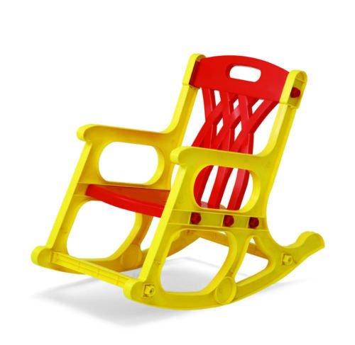 Nilkamal Toddler Rocker Kids rocking Chair Children Toy rocker Babies Plastic Folding Rocking Chair
