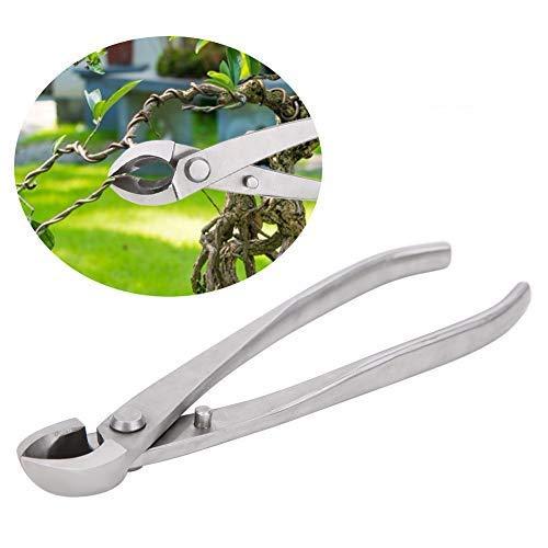 Pbzydu 【𝐏𝐫𝐨𝐦𝐨𝐜𝐢ó𝐧 𝐝𝐞 𝐒𝐞𝐦𝐚𝐧𝐚 𝐒𝐚𝐧𝐭𝐚】 Tijeras de podar manuales de jardinería, Cortador de Ramas de Acero Inoxidable Multifuncional Tijeras de podar de jardín Herramientas de Bonsai
