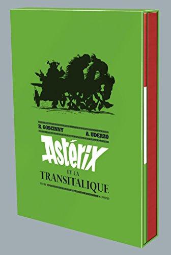 Astérix - Tome 37 - Astérix et la Transitalique - ART BOOK - numéroté