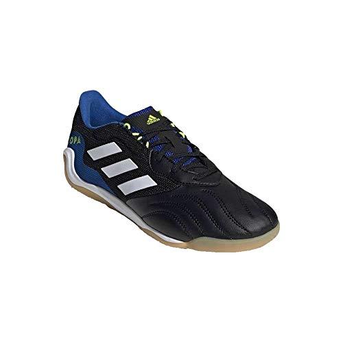 adidas Copa Sense.3 IN Sala, Zapatillas de fútbol Hombre, NEGBÁS/FTWBLA/Amasol, 42 EU