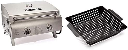 Top 10 Best two burner grill Reviews