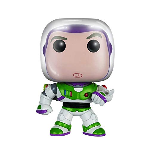 Good Buy Funko Pop Animation : Toy Story - Buzz Lightyear 3.75inch Vinyl Gift for Anime Fans Figure