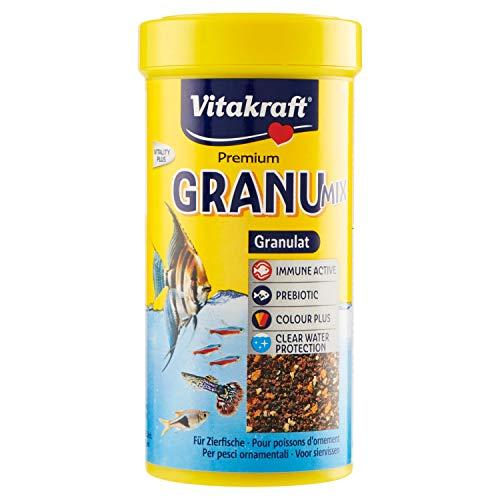 Vita granu pour poisson 250ml