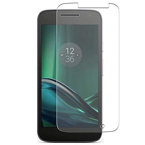 Vaxson 4-Pack TPU Pellicola Protettiva, compatibile con Motorola Moto G4 Play XT1607, Screen Protector Film [Non Vetro Temperato Cover Custodia ]