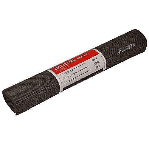 Bodenschutzmatte für Fitnessgeräte, Unterlegmatte, Yogamatte, Fitnessmatte schwarz Gr. 120x80cm, 160x80cm, 190x90cm (190 x 90 x 0,6)