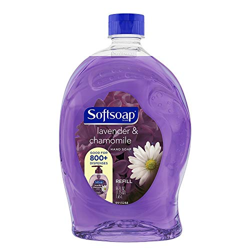 Softsoap Liquid Hand Soap Refill, Lavender and Chamomile, 56 Ounce, (Pack of 2)