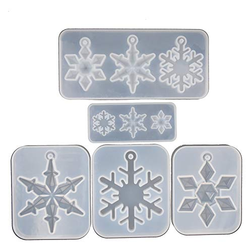 Consejos para Comprar Copos de nieve de silicon que Puedes Comprar On-line. 8
