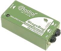 Radial ラジアル パッシブDIボックス StageBug SB-2 Passive 【国内正規輸入品】