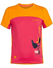 VAUDE Kids Solaro T-Shirt II Camiseta Unisex niños