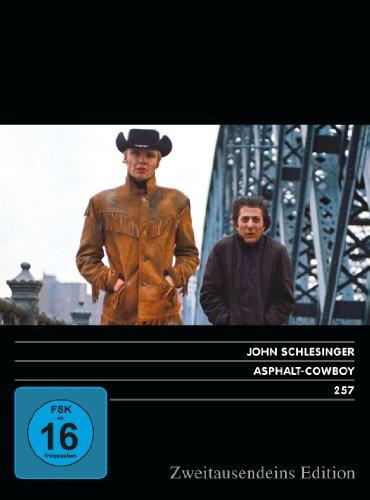 Asphalt Cowboy. Zweitausendeins Edition Film 257.