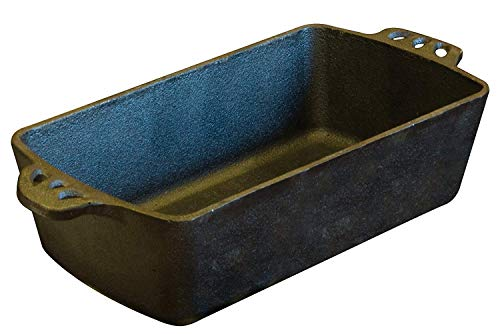 Camp Chef - Cast Iron Bread Pan
