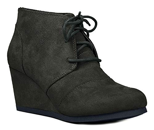 City Classified Wedge Ankle Boot 9 B(M) US