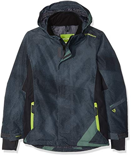 Brunotti Jungen Houston JR Skijacke, Titanium, 164