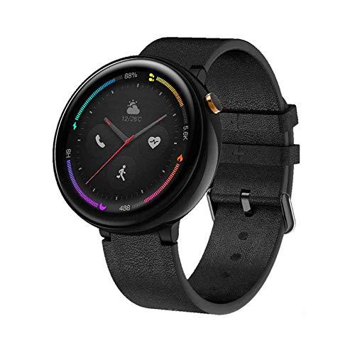 Amazfit Nexo - Smartwatch sportivo - 4G LTE (eSIM) - BioTracker PPG - GPS + Glonass (ricondizionato)