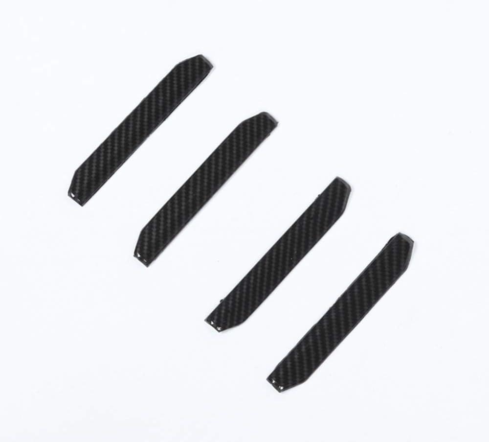 5 popular Nicebee 67% OFF of fixed price ABS Carbon Fiber Grain Dec Accessories Interior Exterior