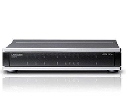 LANCOM 1781VA ohne All IP Leistungsstarker VPN-Router mit VDSL2/ADSL2+-Modem (Annex B/J, All-IP), VDSL-Vectoring-Unterstützung, inkl. Hardware-NAT, inkl. IPSec-VPN (5 Kanäle /