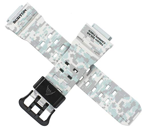 Casio Uhrenarmband für GW-9400BTJ GW 9400BTN 9400 Burton Snowboard