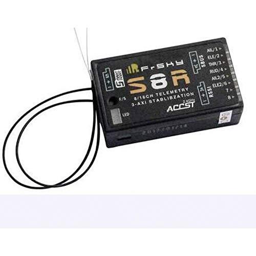 FrSky S8R 8-Kanal Empfänger 2,4 GHz