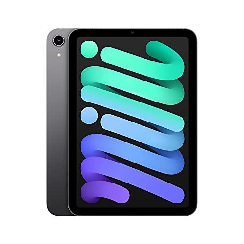 2021 Apple iPad Mini with A15 Bionic chip (Wi-Fi, 64GB) - Space Grey (6th Generation)
