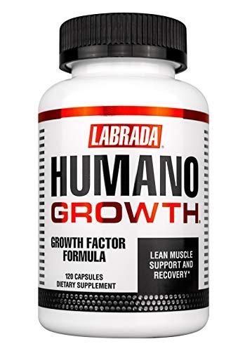 Humano Growth - 120 caps by Labrada mm by Labrada