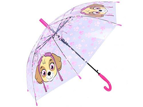 Paw Patrol Sky Parapluie pour enfant Rose 70 cm