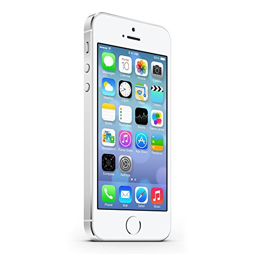 Apple iPhone 5S Plata 16GB Smartphone Libre (Reacondicionado)