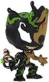 Funko- Pop Marvel: Max Venom-Groot Spider-Man Figura da Collezione, Multicolore, 46457