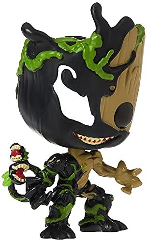Funko- Pop Marvel: Max Venom-Groot Figura da Collezione, Multicolore, 46457