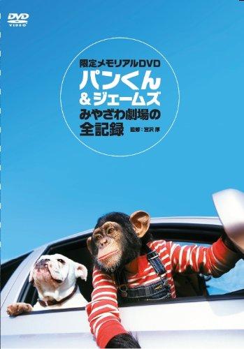 パンくん&ジェームス みやざわ劇場の全記録 [DVD]