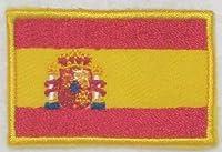 ワッペン 国旗 スペイン