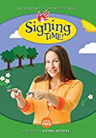 Signing Time! Season 2 Volume 5: Going Outside