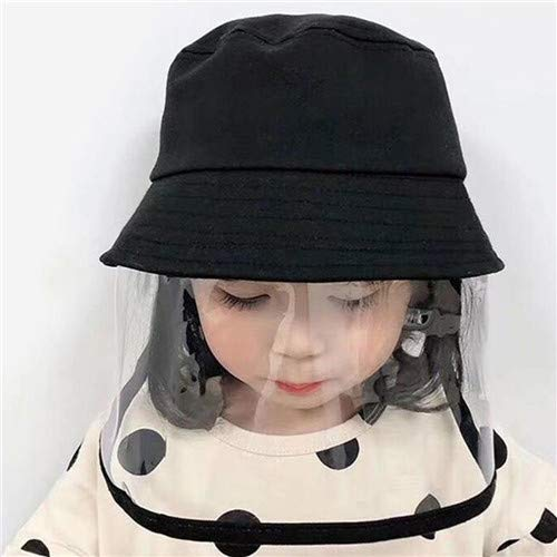 WYX Kinderschutz Hutsun Wandern Kappe Anti-Staub-Nebel Schutzhelm Multi-Funktions-Anti-Windundurchlässiger Helm-Schutzhelm